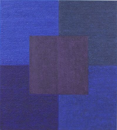 Louise P. Sloane, 'True Blue', 2005