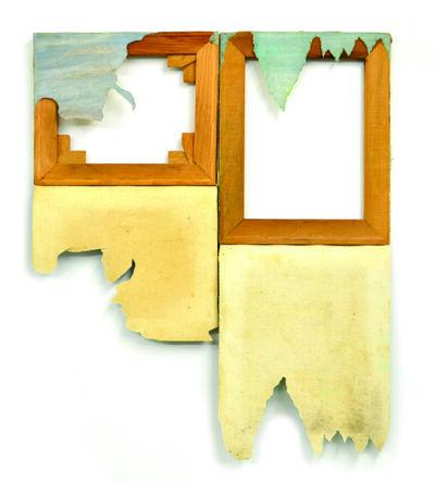 Moris, 'Cielo roto #3', 2012