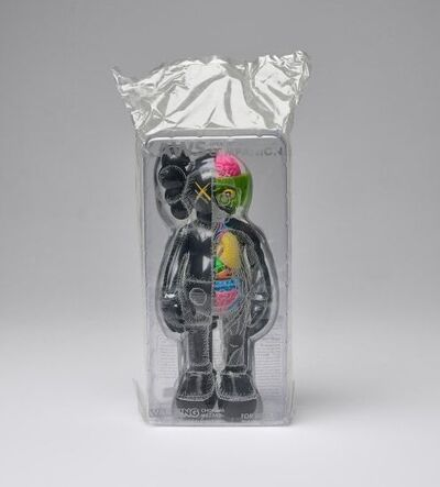 KAWS, 'COMPANION (FLAYED) OPEN EDITION BLACK', 2016