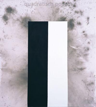 Hans Peter Adamski, 'Quadratisch popeln ', 2008