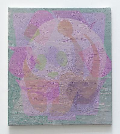 Luke Harnden, 'Skull', 2019
