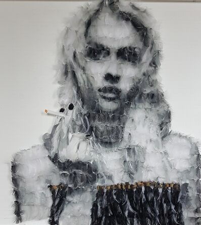 Marie-Ange Daudé, 'Laureen', 2018