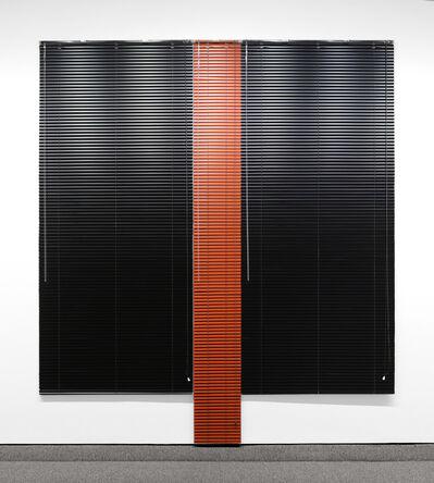 Michael Craig-Martin, 'Untitled (Rust)', 1989