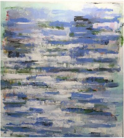 Brigitte Wolf, 'Waterlily-Pond', 2019