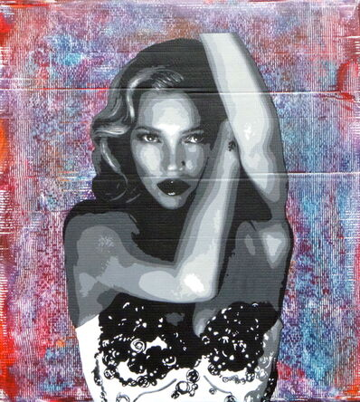 Lukas Avalon, 'Kate Moss', 2013