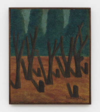 Amadeo Luciano Lorenzato, 'Floresta / Wood', 1983