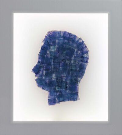 Alexandre Frangioni, 'Memória Seletiva - Esfinge Azul', 2019