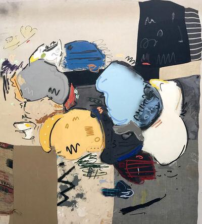 Jonni Cheatwood, 'Jon Got Lil Kid Feet', 2017