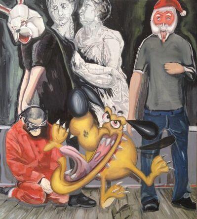 Jeffar Khaldi, 'By Way of Deception', 2012