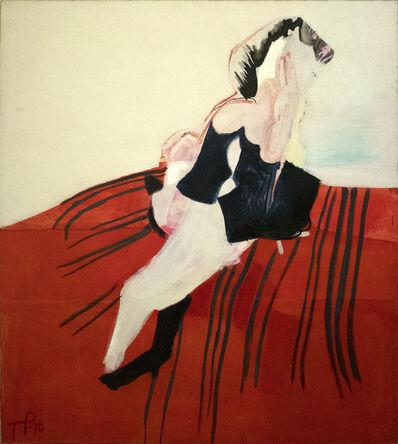 Teresa Pagowksa, 'A Sitter', 1970