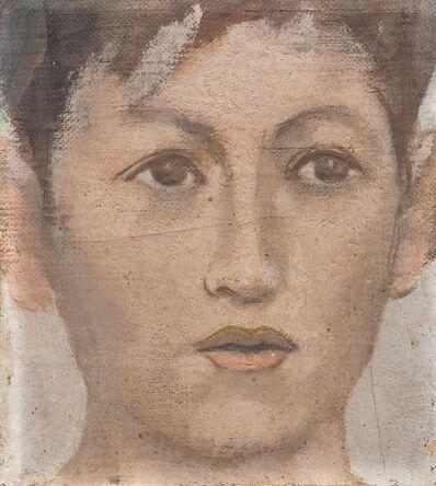 Guglielmo Janni, 'Ritratto di giovane'