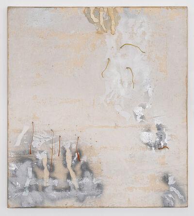 Gerhard Hoehme, 'Da war jemand', 1971
