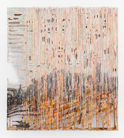 Diana Al-Hadid, 'A Down and Out Pour', 2020