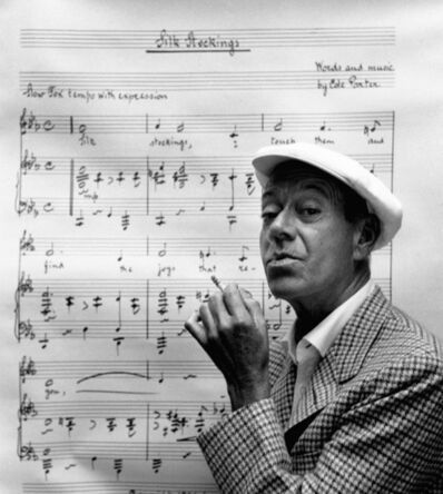Bob Willoughby, 'Cole Porter posing in his Beverly Hills home', 1954