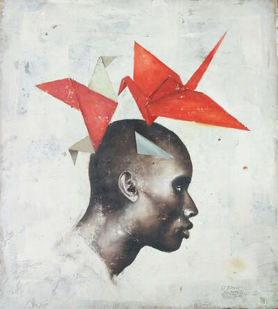 Ransome Stanley, 'ORIGAMI I', 2019