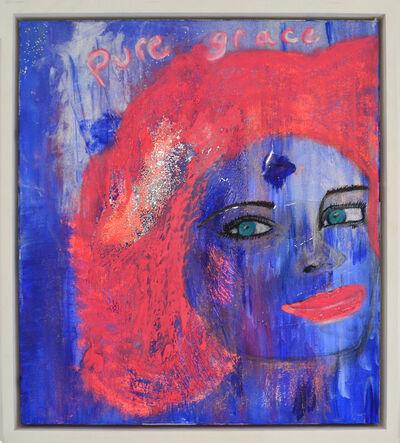 Kelly Cyd Schnabel, 'Pure Grace', 2017