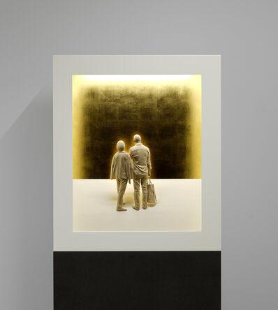 Peter Demetz, 'Aura 5', 2020