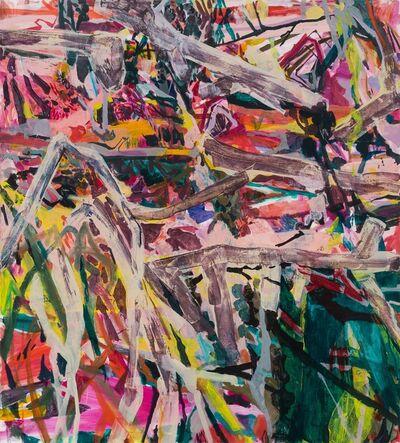 Allison Gildersleeve, 'Unruly', 2016