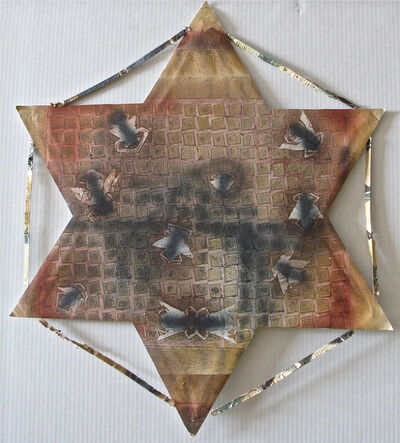 Francisco Toledo, 'Insectos I - Large star kite', 2007