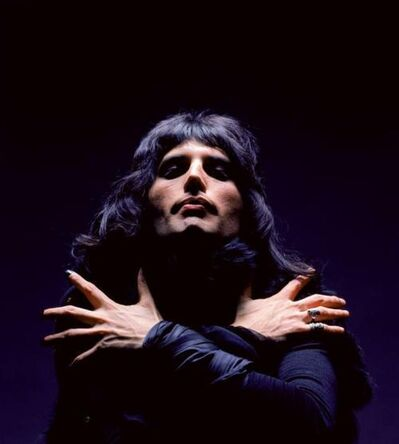 Mick Rock, 'Freddie Mercury ', 1974