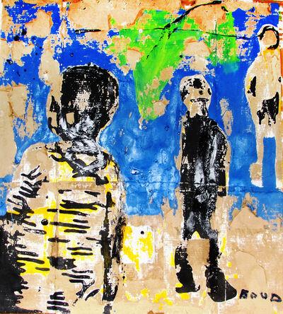 Armand Boua, 'Les enfants de Côte d'lvoire 004', 2015