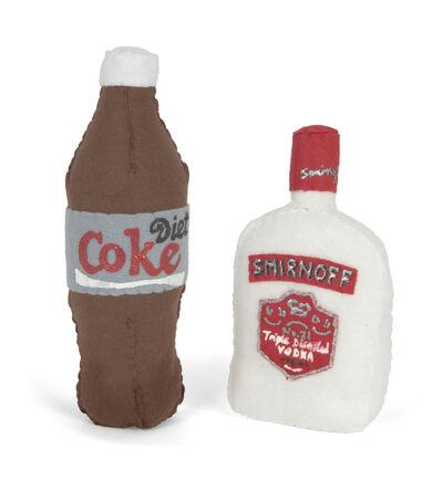 Lucy Sparrow, 'Untitled (Corner-shop, Diet Coke and Vodka)'