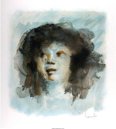 Leonor Fini, 'Tete de Jeune Fille', 1970