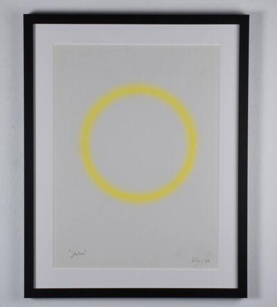 Peter Sedgley, 'Yellow', 1968