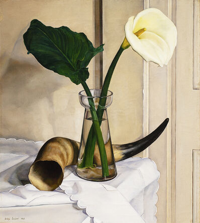 Luigi Lucioni, 'Still Life by the Windowsill', 1933