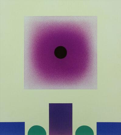 Raymond Jonson, 'Polymer No. 21 - 1972', 1972