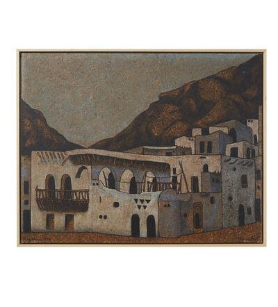 """Louay Kayali, 'Untitled (""""Malloula""""', 1974"""