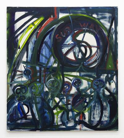 Herbert Gentry, 'Untitled (Subway) ', 1972