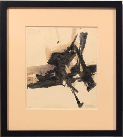 Franz Kline, 'Untitled', ca. 1956
