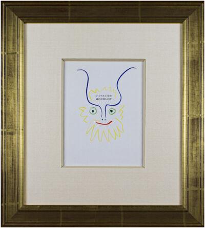Pablo Picasso, 'L'Atelier Mourlot Title Page', 1965