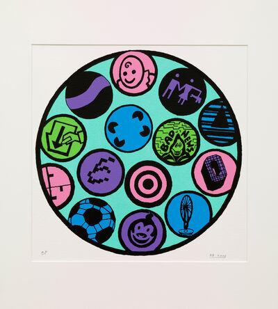Derek Boshier, 'Circles', 2000
