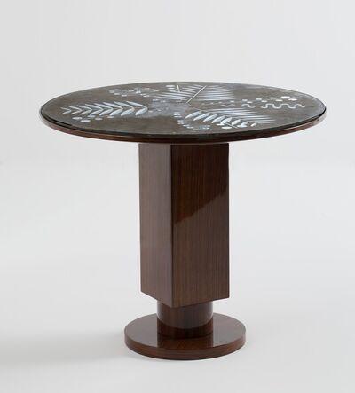 Maison Leleu, 'Side Table', ca. 1963