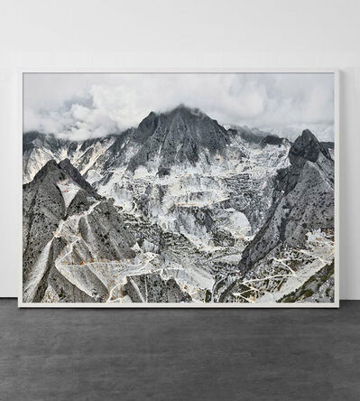 David Burdeny, 'Cava Bianco I, Carrara, Italy', 2018