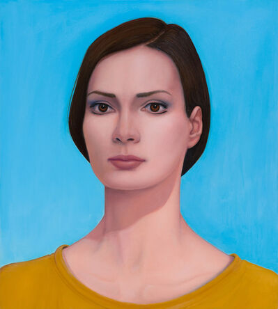 William Beckman, 'Young Woman', 2013