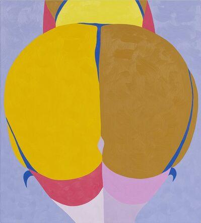 Helen Beard, 'Yellow Moon', 2020