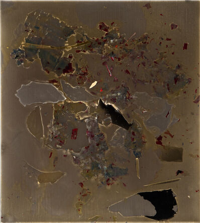 Lynn McCarty, 'Passive Painting ', 2017
