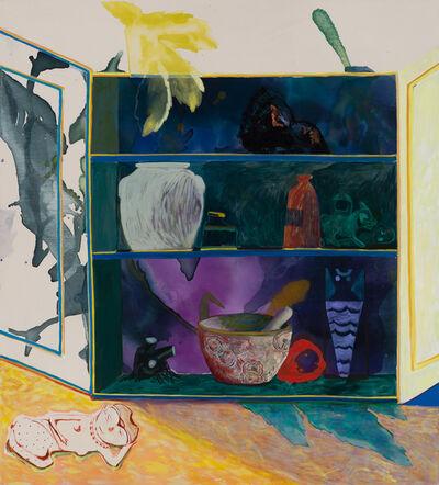 Angelina Gualdoni, 'Cabinet Painting', 2018