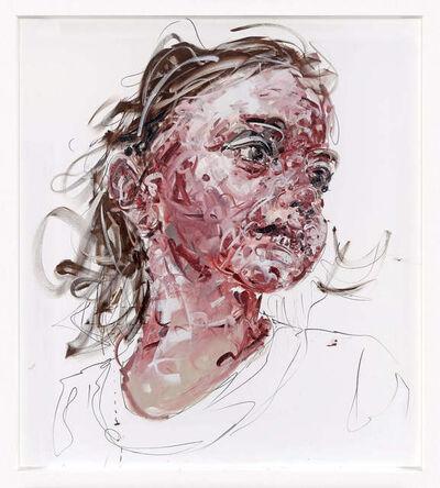 Philippe Pasqua, 'Portrait', 2006