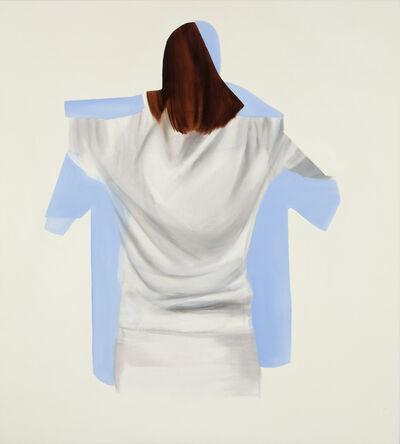 Eeva-Riitta Eerola, 'Woman Wearing a Blue Shirt', 2019