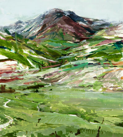 Alex Kanevsky, 'The Mountain with The Valley', 2018