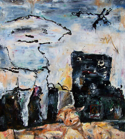 Miroslav de la Torre Kozorez, 'Diógenes y los kynikos / Diogenes and the Kynikos', 2015