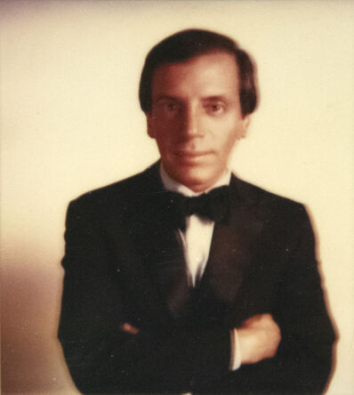 Andy Warhol, 'Photograph of Steve Rubell for Interview Magazine, ie.', ca. 1979