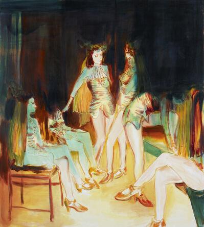 Lindsey Bull, 'Dancers', 2018