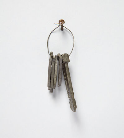 Claire Fontaine, '371 Grand, (The keys open the Reena Spaulings gallery)', 2006