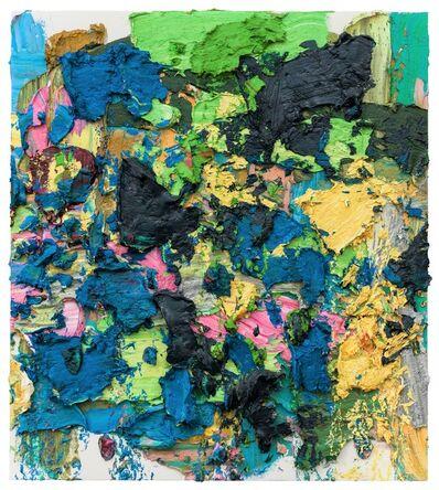 Zhu Jinshi, 'Blue Tango', 2015