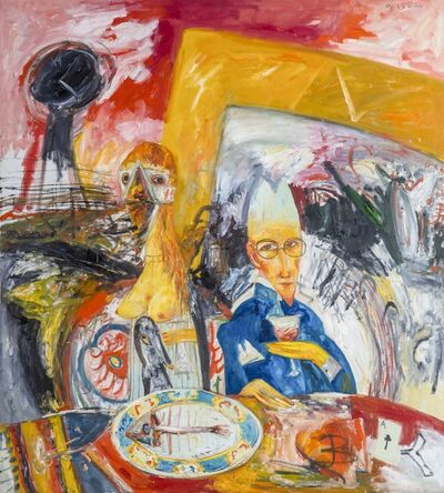 John Bellany R.A., 'The Contralto', 1987